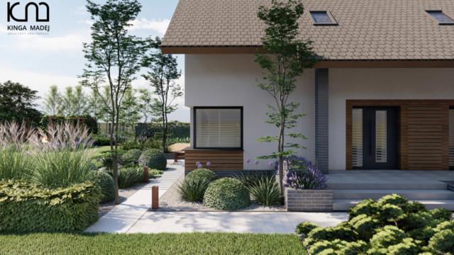 Ogród wypoczynkowy w Straszynie