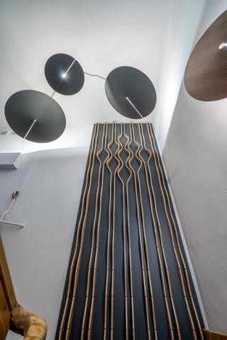 Naścienny panel Stilke - wysokość 4 m, szerokość 1,2 m