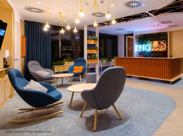 ING Tech Poland - Design: mode:lina