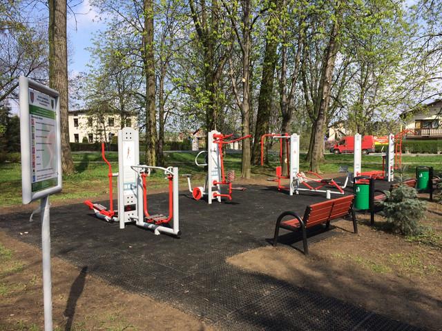 Gymnases en plein air, , HUSE outdoor fitness company