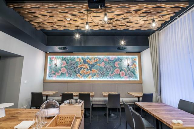 Panel ścienny Stilke - nietypowe zastosowanie dekoracyjnego...