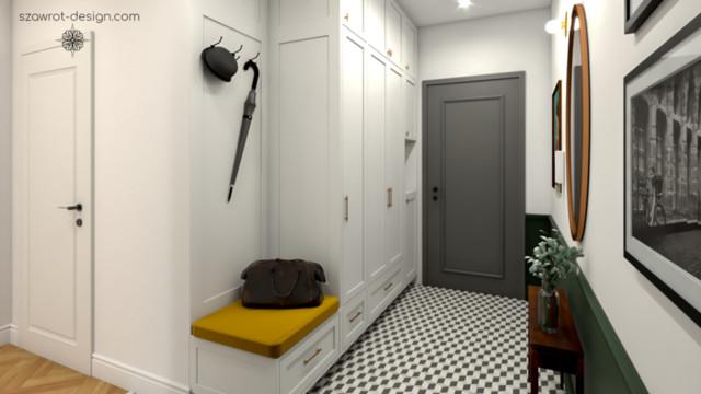 Apartment Hall