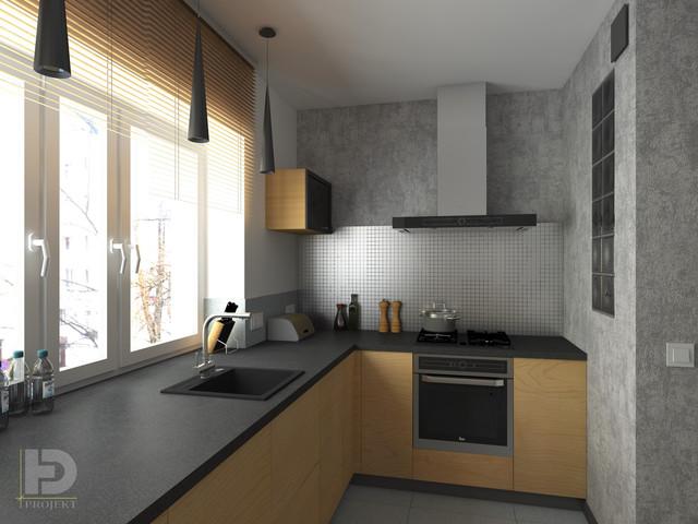 MURANÓW - modernizacja kuchni