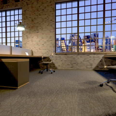Industrial interior | Forbo, Bester-Studio,  Röben, WallArt