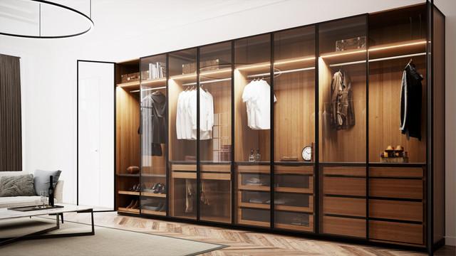 Garderoby