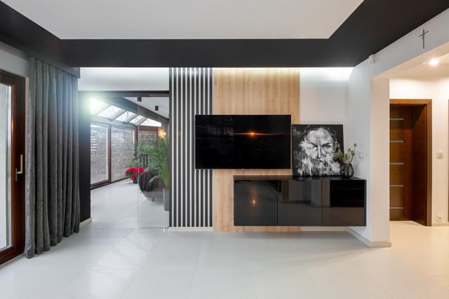 Metamorfoza domu pod Koszalinem (realizacja)