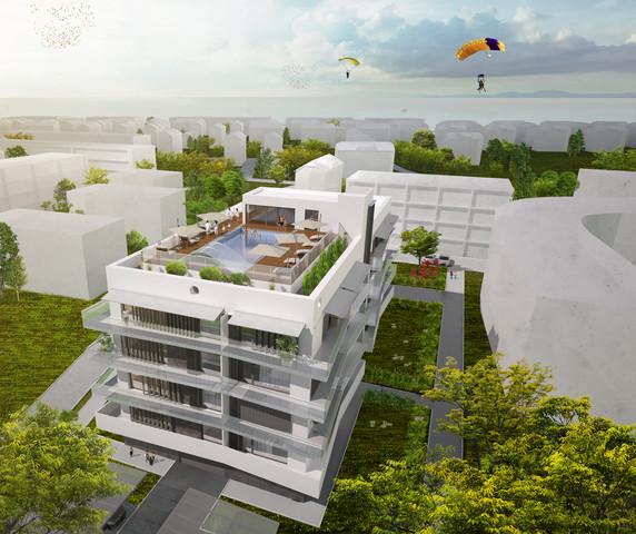 Apartamentowiec Natural