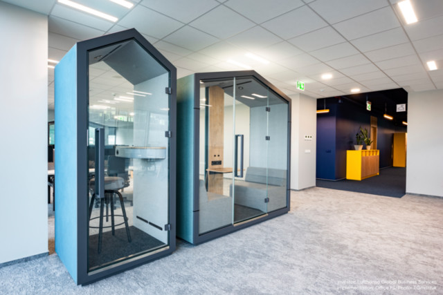LUFTHANSA - implementation: OFFICE FS
