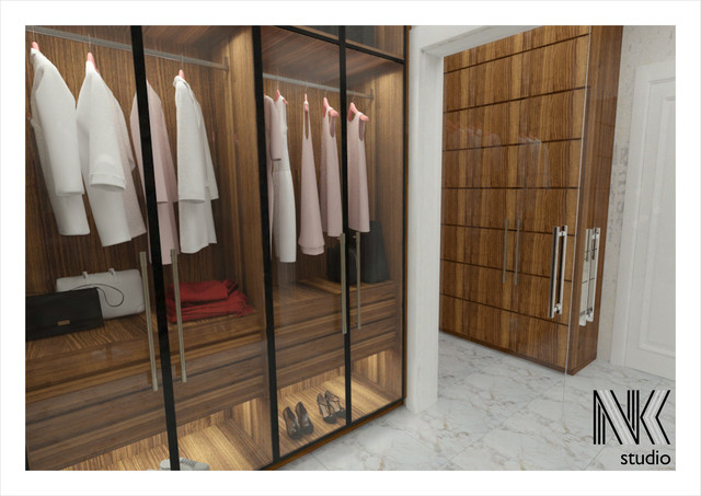 Elegancka garderoba