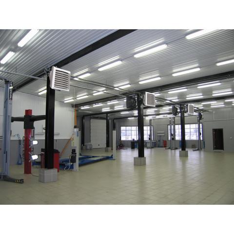 Emetteurs de chaleur, VOLCANO VR2 EC, VTS Group