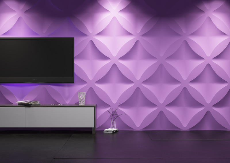 Panele dekoracyjne Dunes 3D